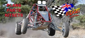 The Edge Products - member and sponsor of DTSfab.com - offering Australia and the USA buggy plans, parts and kitsets